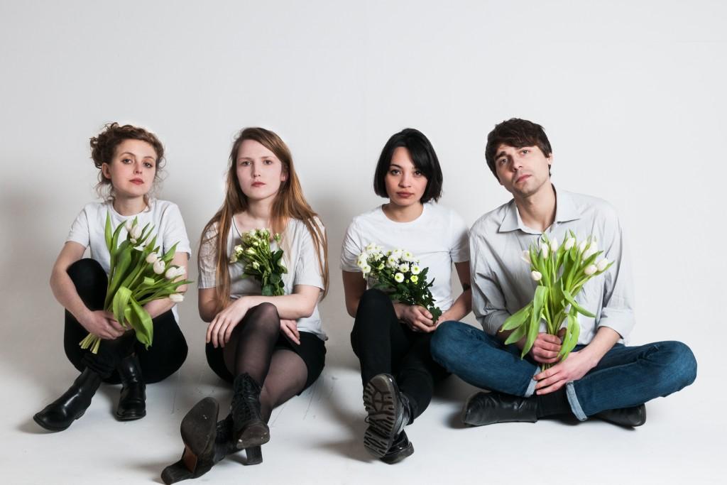 VLNR: Sonja Deffner, Stella Sommer, Hanitra Wagner, Philipp Wulf.